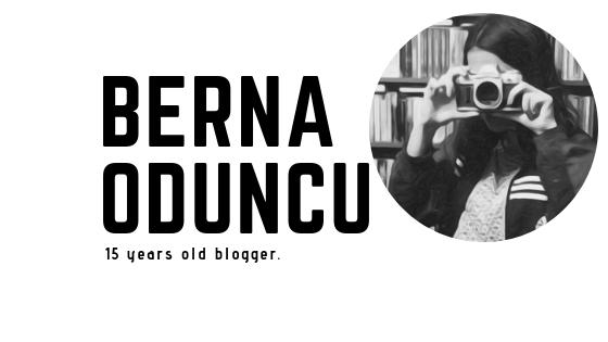 Berna Oduncu – Kişisel Blog